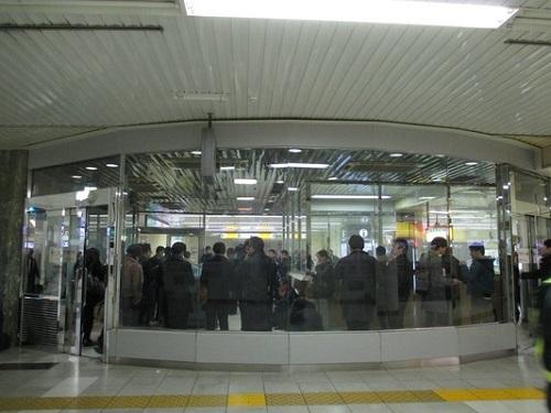 レポート 所 喫煙 テ 東京